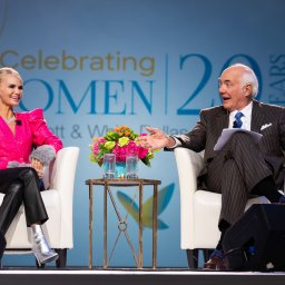 Why Kristin Chenoweth dreams of a world without breast cancer