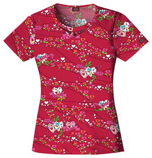 Top 10 Scrubs Tops For Valentines Day Scrubs The