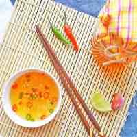 Vietnamese Dipping Sauce - Nuoc Mam Cham