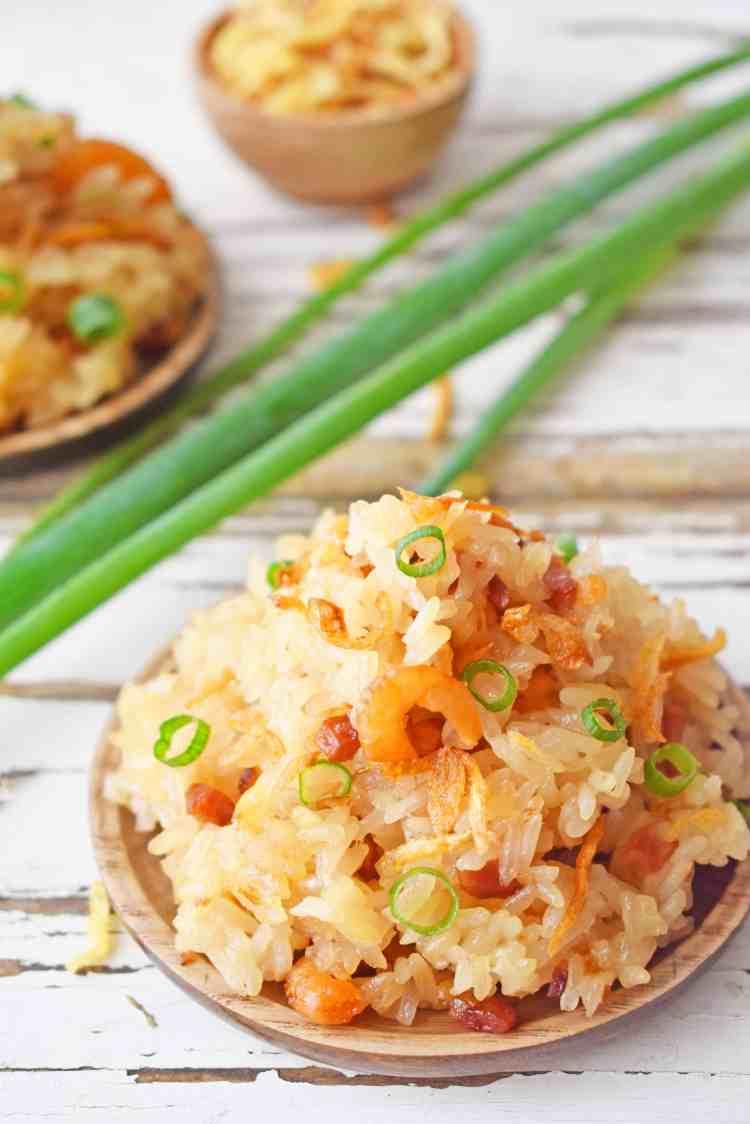 My Lazy Dim Sum Sticky Rice - Xoi Man