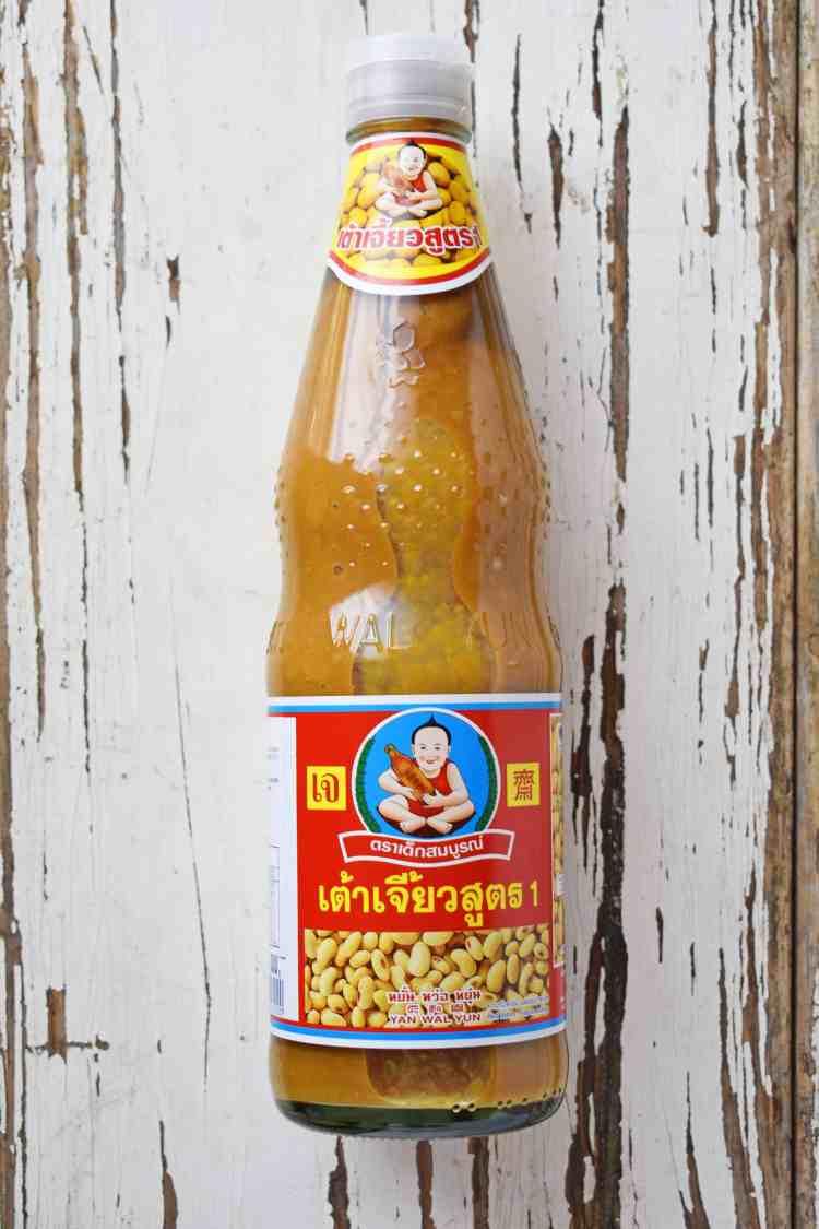 Soy Bean Paste (Healthy Boy Brand)