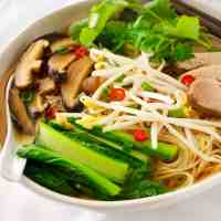 Chicken and Egg Noodle Soup