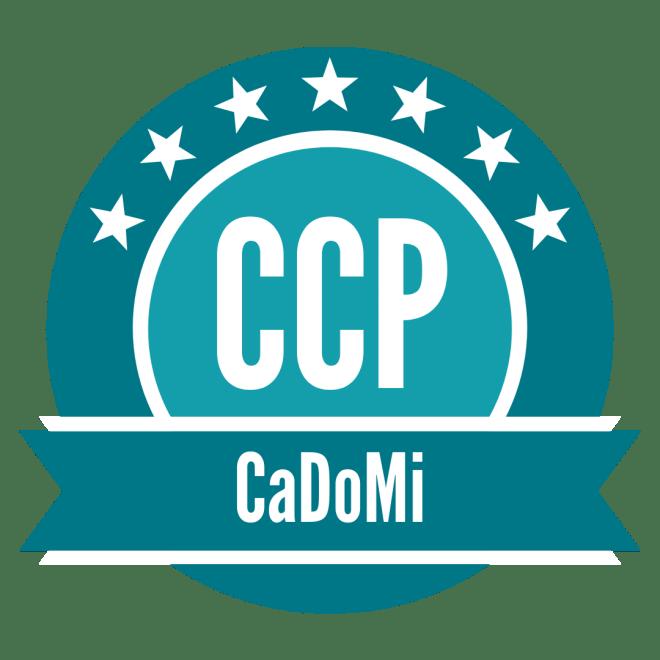 CaDoMiTM Certified Practitioner