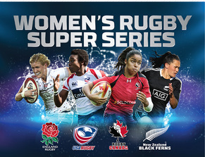 Super Series Womens Intl Rugby Usa Canada New Zealand