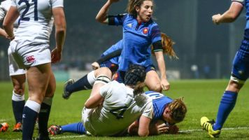 France Steals 2016 Women's Six Nations Grand Slam from England