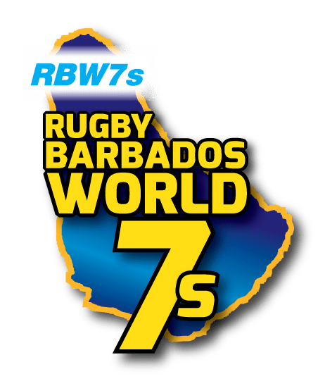 Rugby Barbados World 7s logo