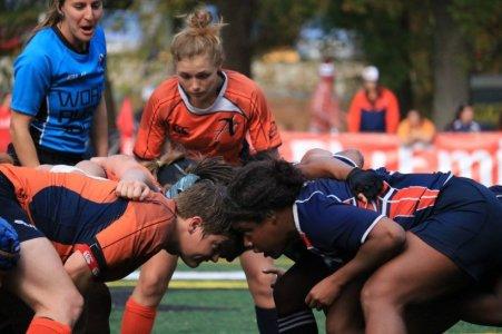 Minnesota Amazons vs New York   WPL Rugby
