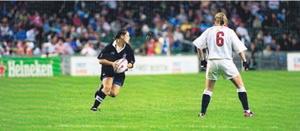 Mere Baker - Maori 7s National Team