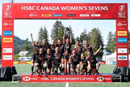 New Zealand wins Canada 7s