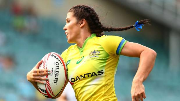 Rugby Australia - Charlotte Caslick