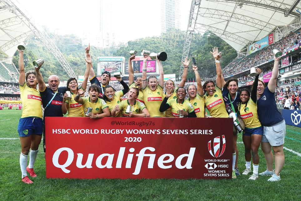 Brazil secure place on HSBC World Rugby Women's Sevens Series 2020