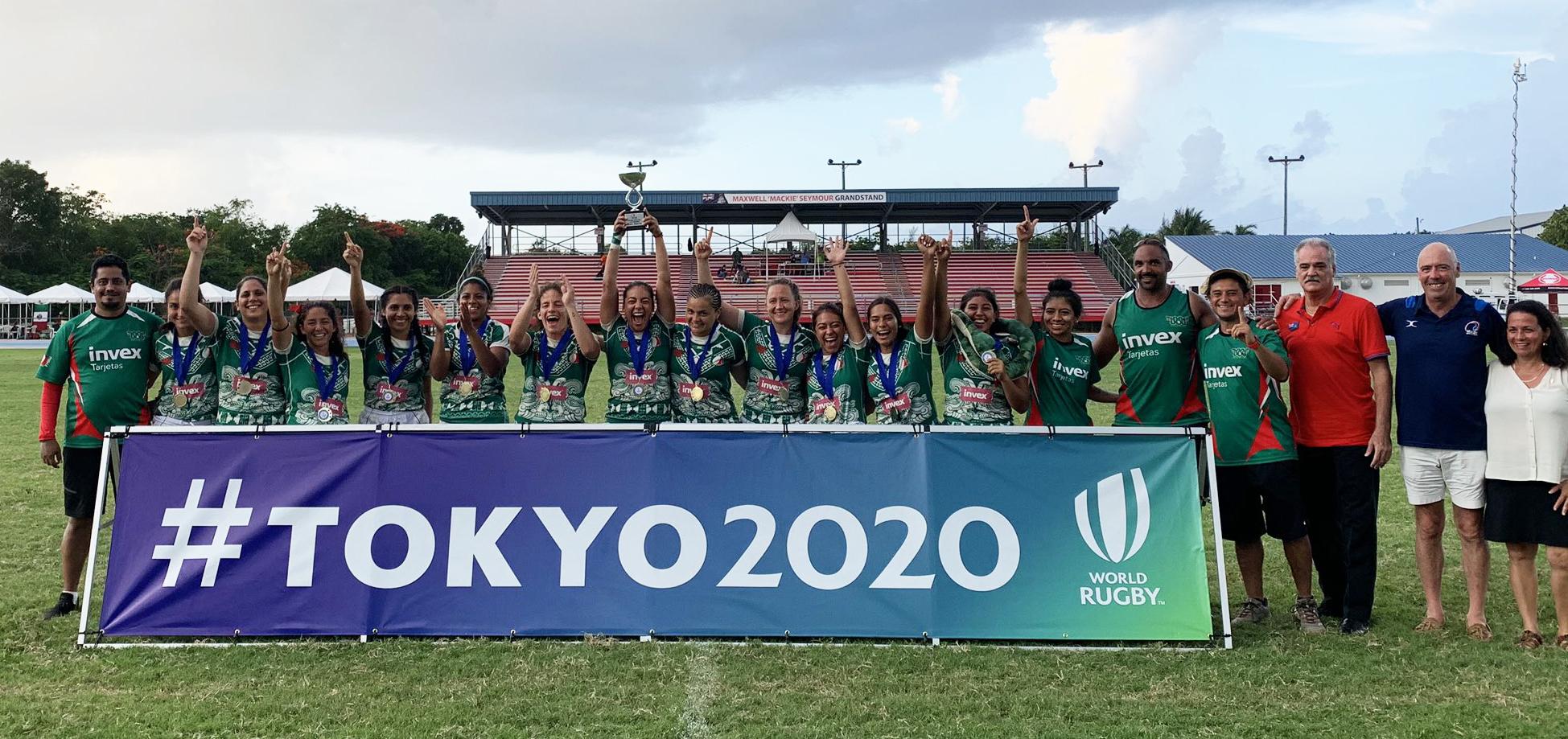 Mexico Crowned Champions at the 2019 RF Group RAN Sevens
