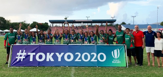 Mexico Crowned Champions at the 2019 RF Group RAN Sevens