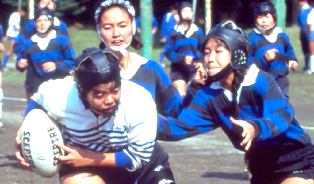 Liberty Fields RFC - Pioneers of Japanese Women's Rugby