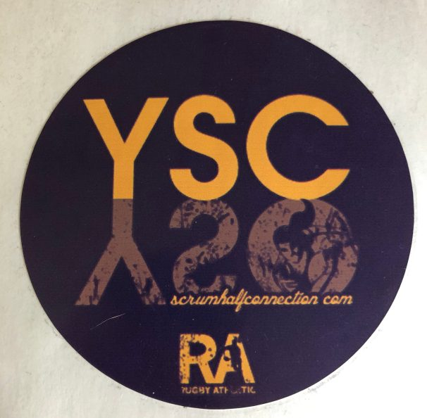 2016 YSC Rugby Sticker