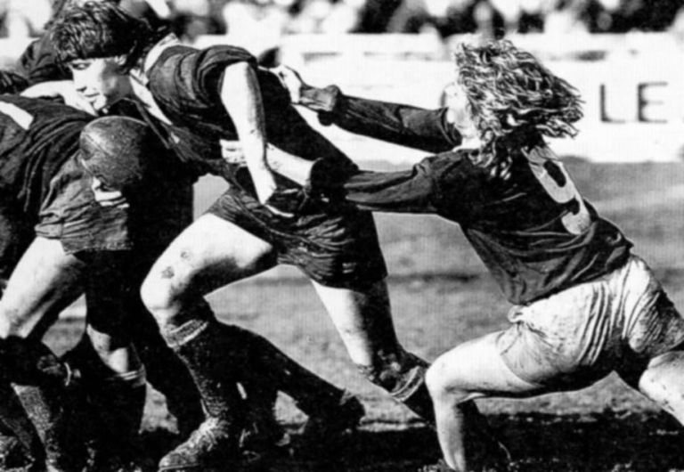 31 years to the day that the first official New Zealand women's rugby team took to the field