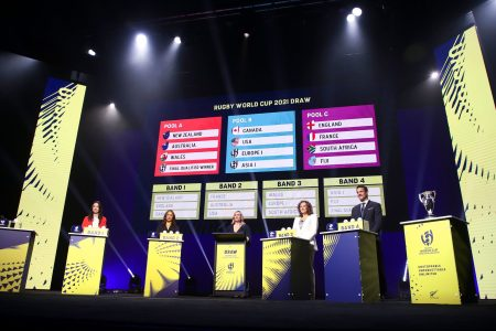 2021 Rugby World Cup Draw