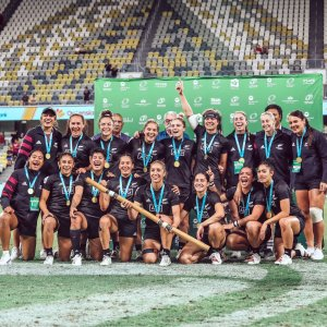 New Zealand wins the inaugural Oceania 7s