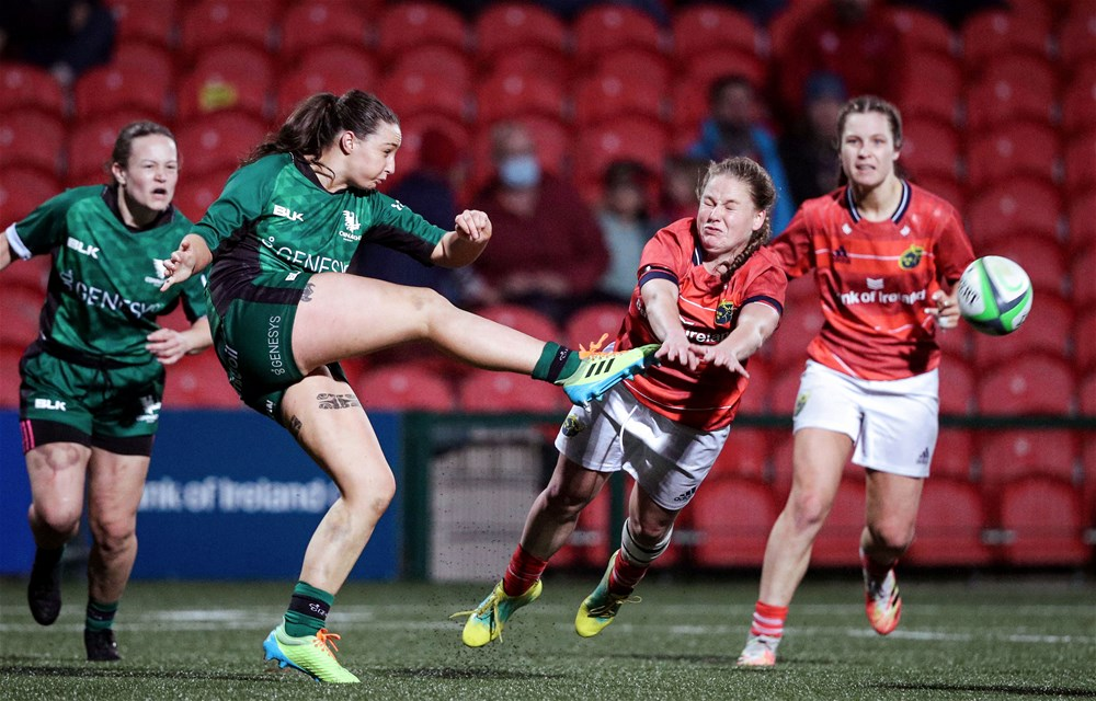 Munster March On To Set Up Title Decider