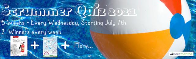 Scrummer Quiz