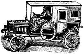 model touring car