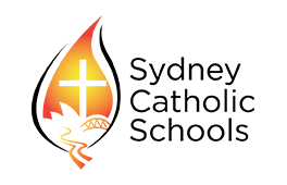 SCS-Sydney Catholic School logo