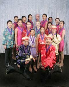 2010-2011 SFIT silver spin - FS