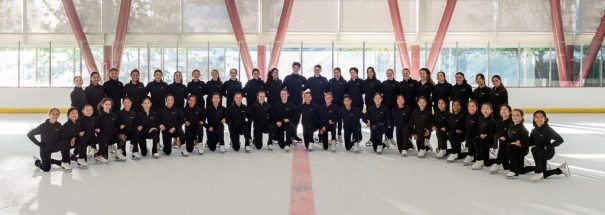 San Francisco Ice Theatre 2017-2018 Novice and Junior Team