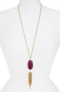 Kendra Scott Tassel Necklace