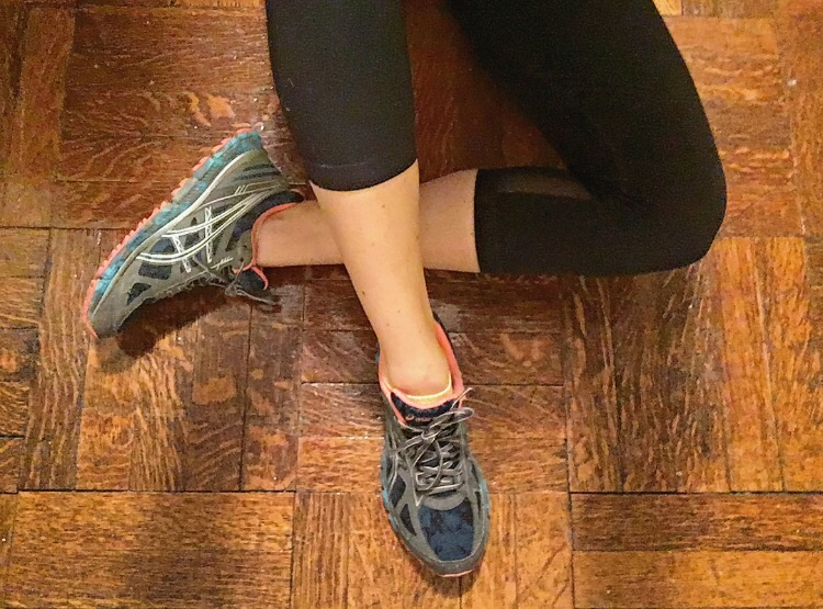 These Asics have more than 300 miles on them, and they have held up so nicely!