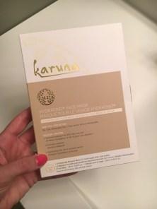 Karuna Hydrating+ Face Mask