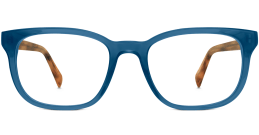 Becker Blue Eyeglasses