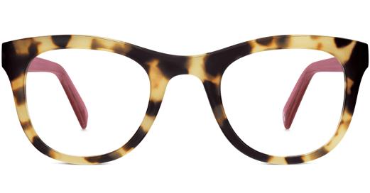 Cora Tortoise Eyeglasses