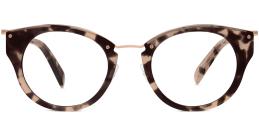 Hadley Tortoise Eyeglasses