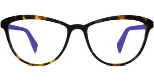 Louise Tortoise Eyeglasses