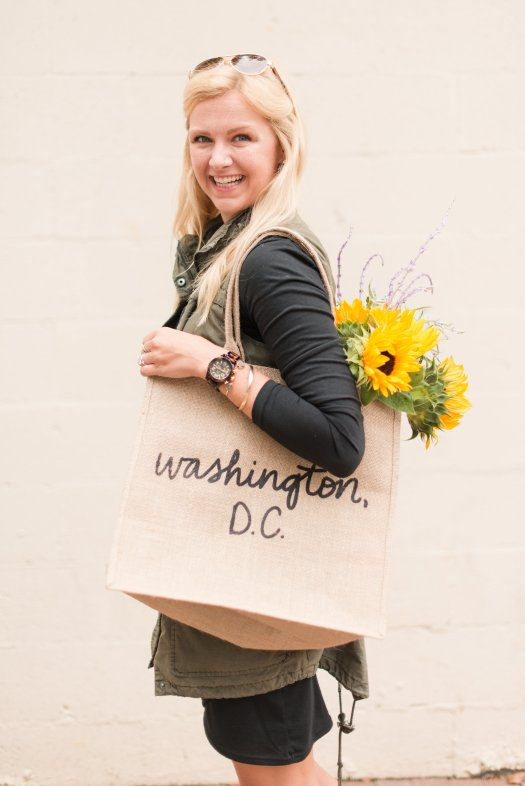 The Little Market DC Locals Bag - SCsScoop.com