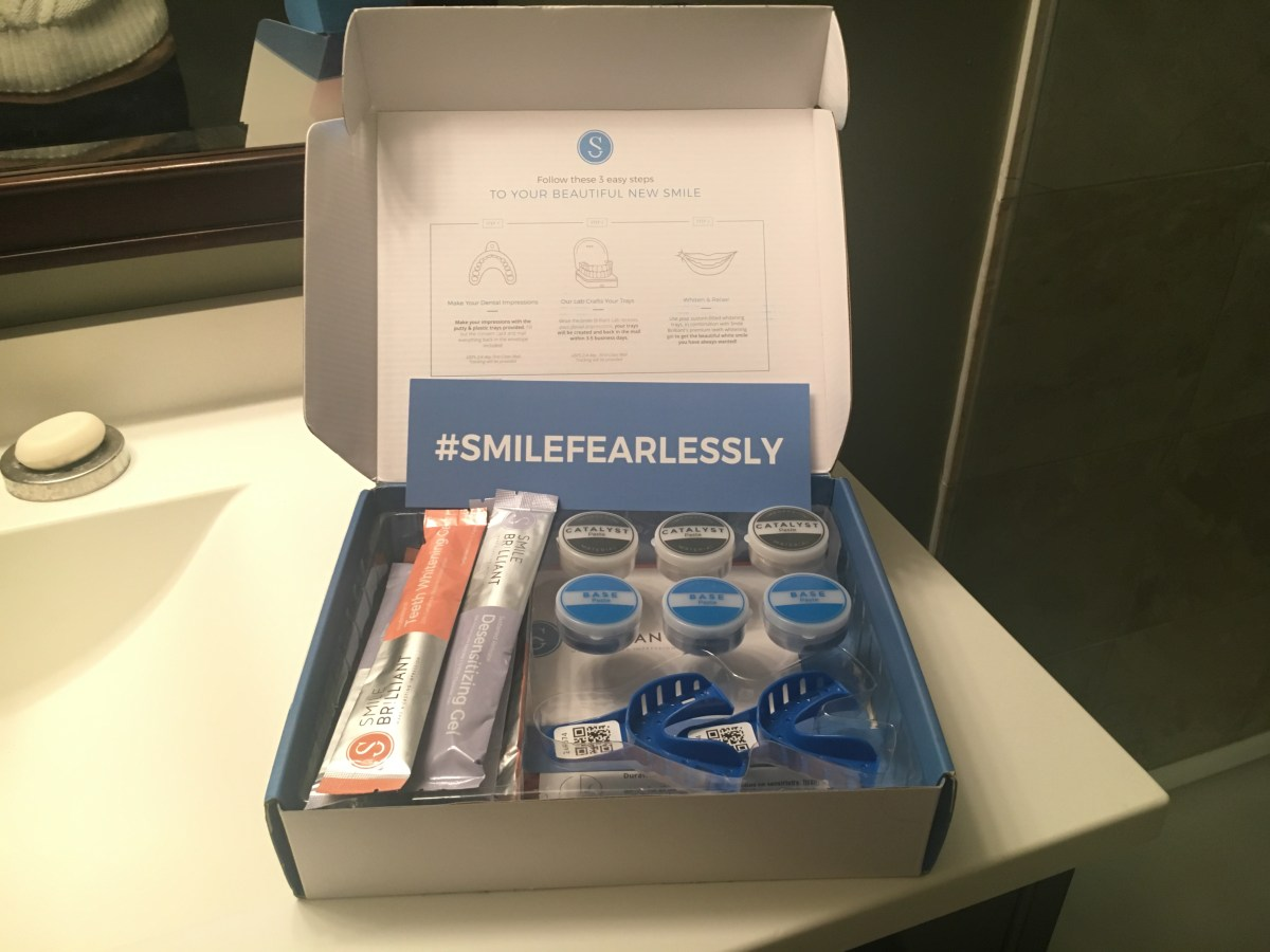 Professional Teeth Whitening at Home & Giveaway! - SCsScoop