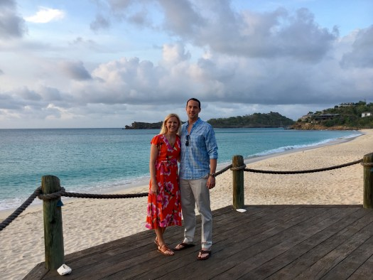 Beach Trip Outfit Inspiration - What I Wore on our Honeymoon - Antigua - SCsScoop