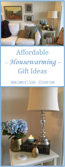 Affordable Housewarming Gift Ideas - SCsScoop.com