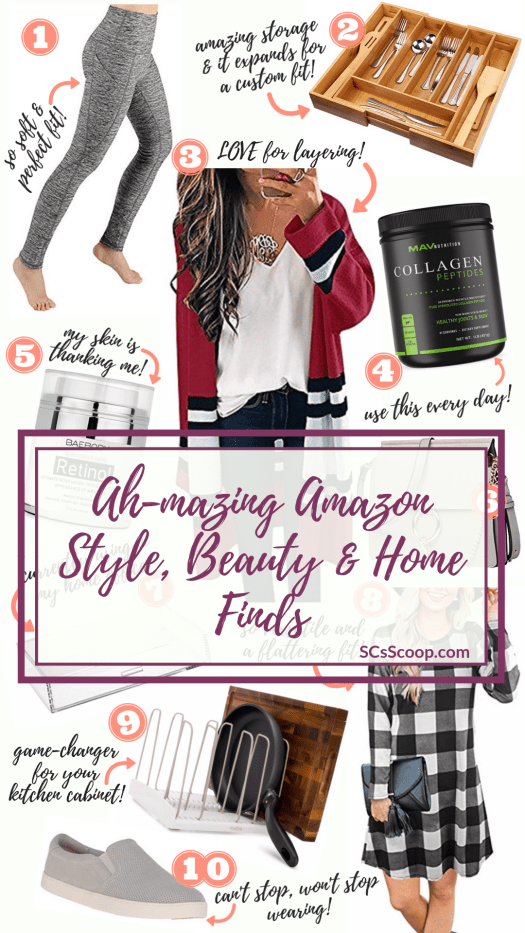 amazing amazon style beauty and home finds - scscoop.com