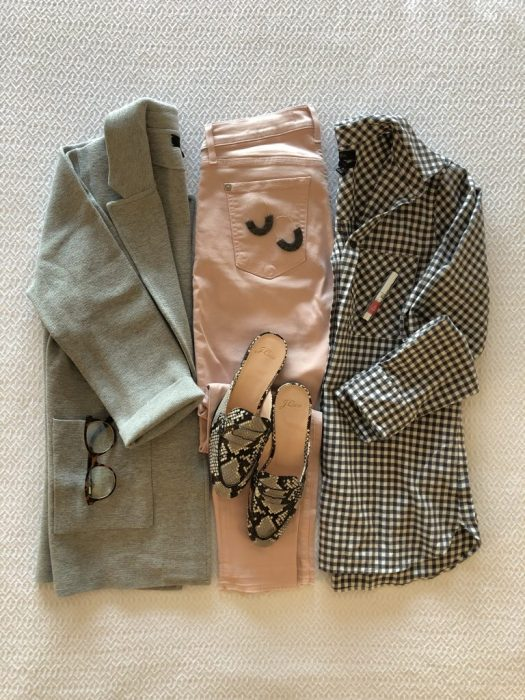 Spring Style Staples: Blush Pink & Grey - SCsScoop.com