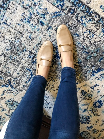 The Classic Fashion Essentials You NEED For Spring - Beige Loafers - SCsScoop.com