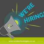 SCS Technologies - we're hiring
