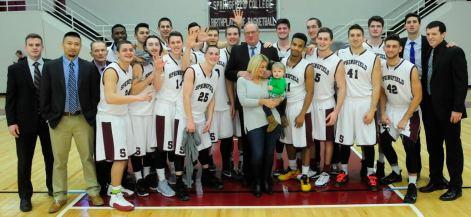 Coach Brock team photo