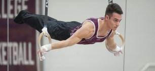 men's gymnastics march 9th