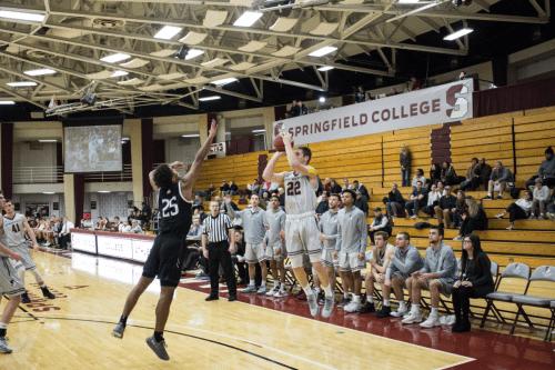 Men's Basketball vs Amherst
