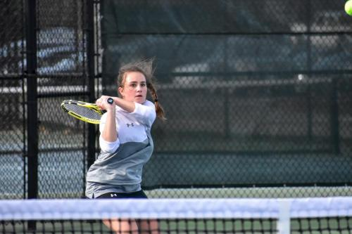 Women's Tennis vs Emerson