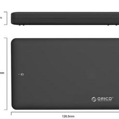 Hộp đựng ổ cứng 2.5inch Orico 2599US3