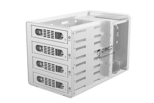 Hộp ổ cứng 3.5inch 4 khe cắm Orico 3549RUS3