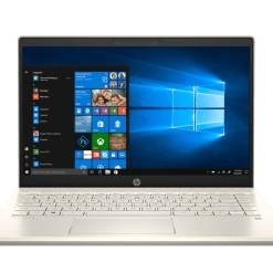 Laptop  HP Pavilion 14-ce3014TU 8QP03PA Gold